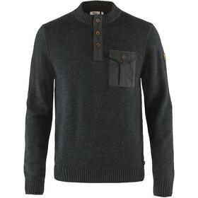 Fjällräven G-1000 Pocket Sweater Men, dark grey